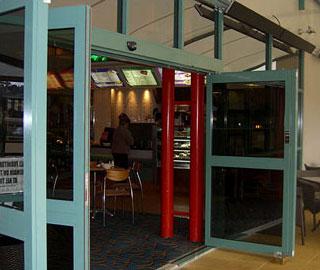 NG-BOS System - Breakout Doors