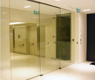 NGT-System telescopic doors