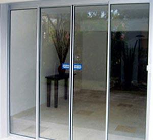 Slimline Frame Doors