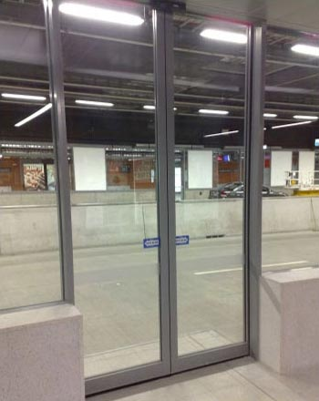 Brisbane platform doors