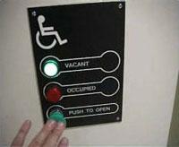 ADIS access Panel Toilet Access