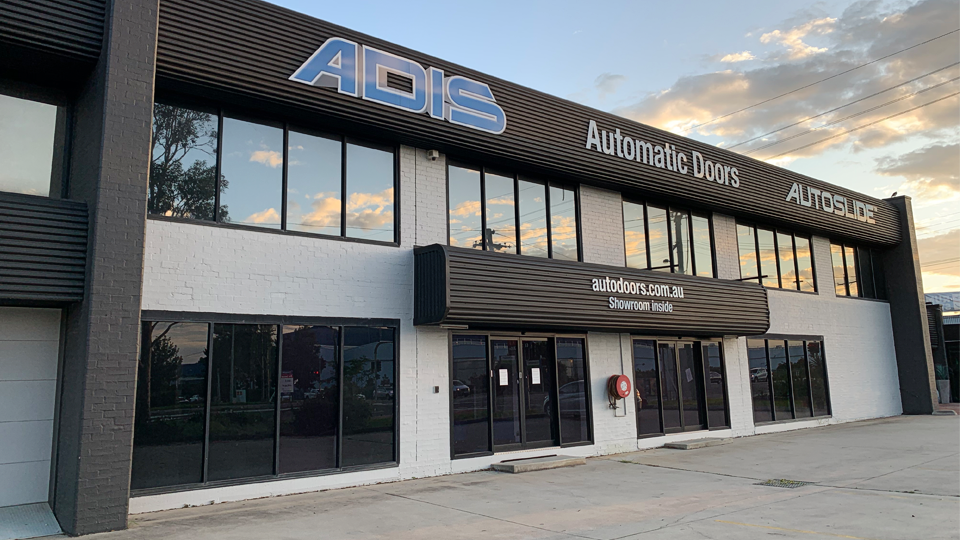 ADIS Automatic Doors Sydney Showroom / Office